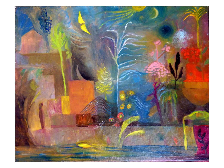 Cornelia Janecke Galerie Malerei